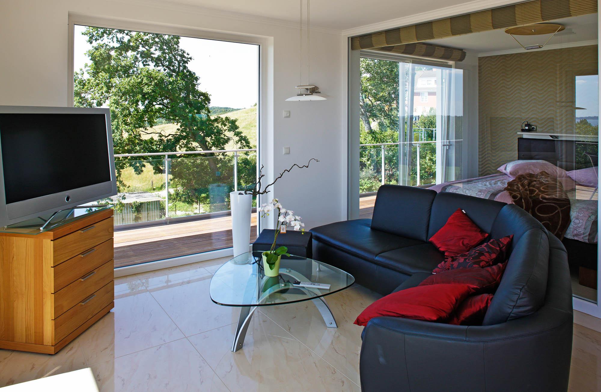 Villa Ostseeblick Penthouse